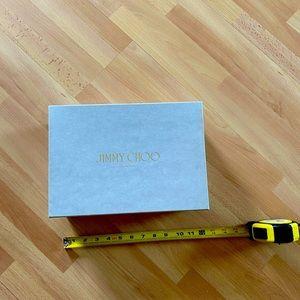 Jimmy Choo shoe box